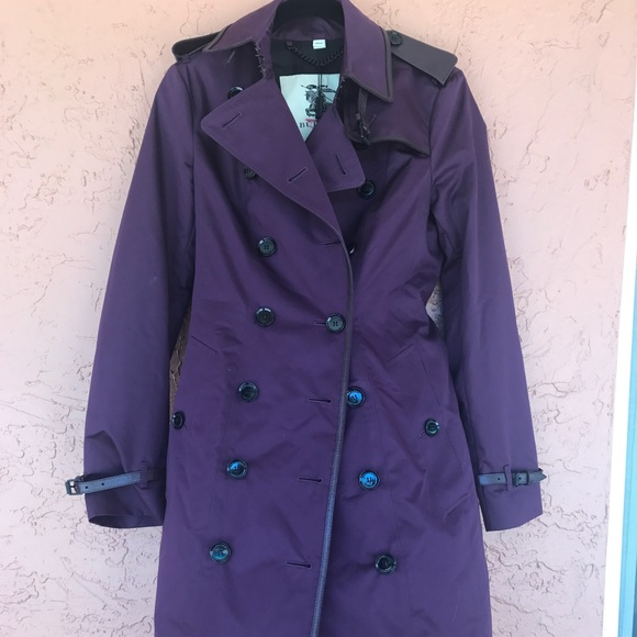 Burberry Jackets & Blazers - Burberry Long Trench Coat NWT